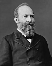 James Abram Garfield Cleveland OH